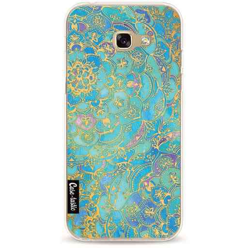 Casetastic Softcover Samsung Galaxy A5 (2017) - Sapphire Mandala
