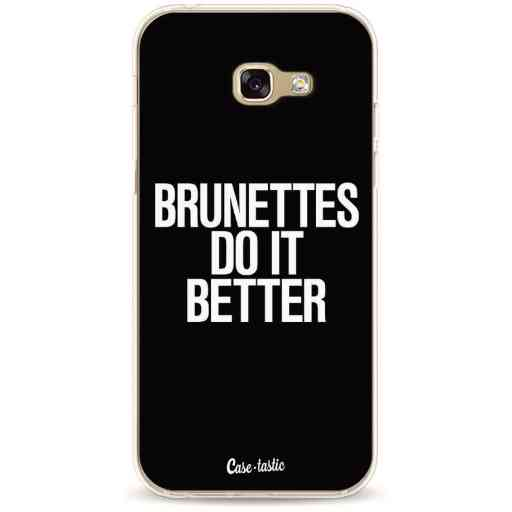 Casetastic Softcover Samsung Galaxy A5 (2017) - Brunettes Do It Better