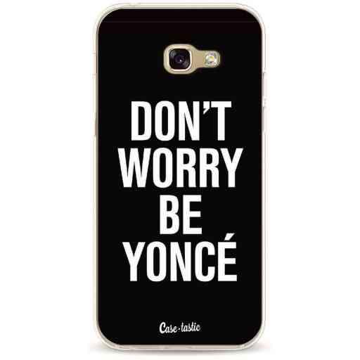 Casetastic Softcover Samsung Galaxy A5 (2017) - Don't Worry Beyoncé