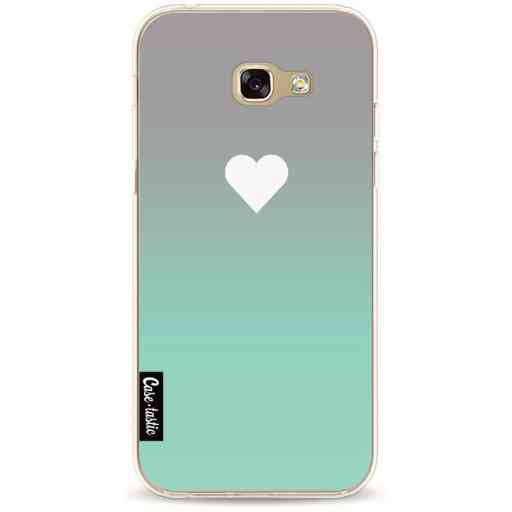 Casetastic Softcover Samsung Galaxy A5 (2017) - Tiffany Heart Fade