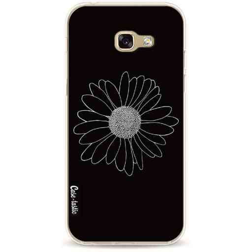 Casetastic Softcover Samsung Galaxy A5 (2017) - Daisy Black