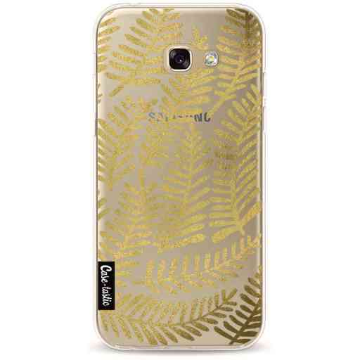 Casetastic Softcover Samsung Galaxy A5 (2017) - Gold Fronds