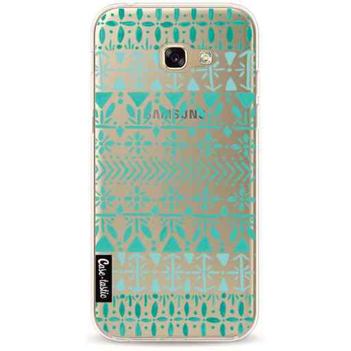 Casetastic Softcover Samsung Galaxy A5 (2017) - Norwegian Turquoise