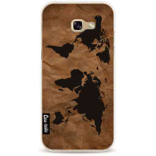 Casetastic Softcover Samsung Galaxy A5 (2017) - World Map