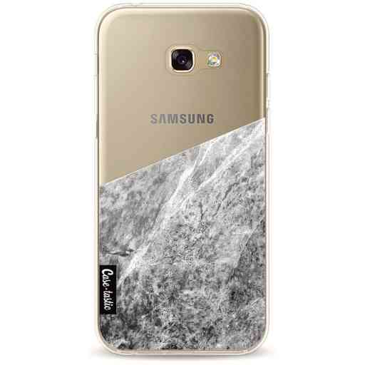 Casetastic Softcover Samsung Galaxy A5 (2017) - Marble Transparent