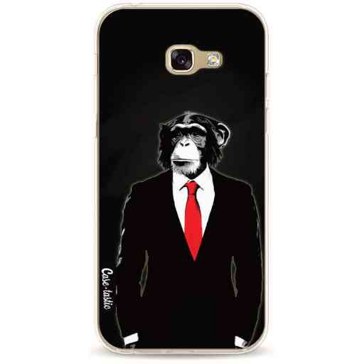 Casetastic Softcover Samsung Galaxy A5 (2017) - Domesticated Monkey