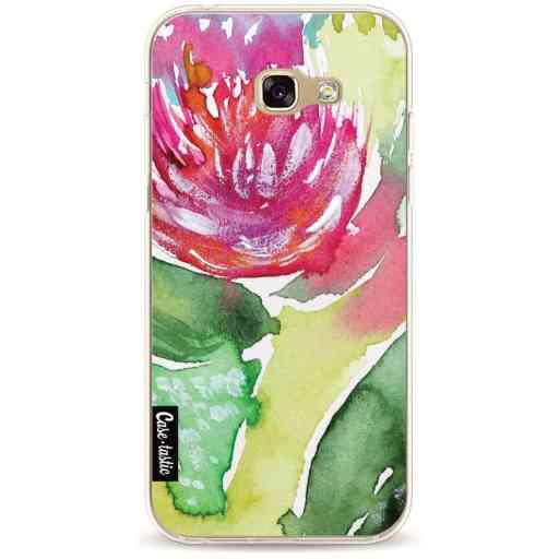 Casetastic Softcover Samsung Galaxy A5 (2017) - Floral Abstraction
