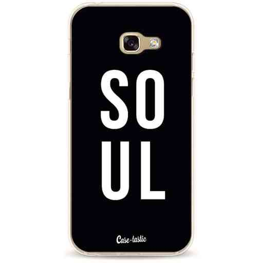 Casetastic Softcover Samsung Galaxy A5 (2017) - Soul Black