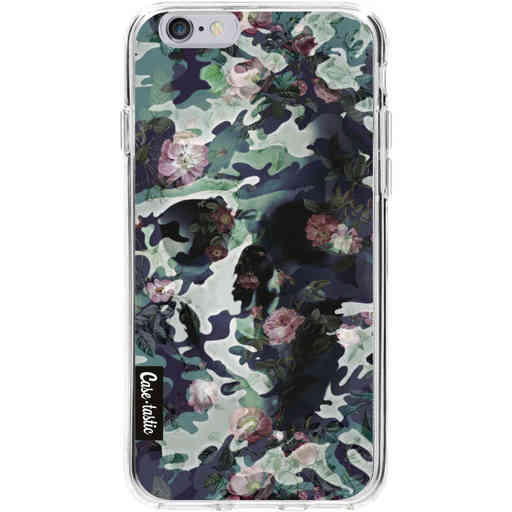 Casetastic Softcover Apple iPhone 6 / 6s  - Army Skull