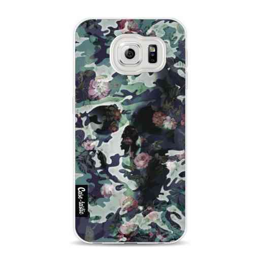 Casetastic Softcover Samsung Galaxy S6 - Army Skull
