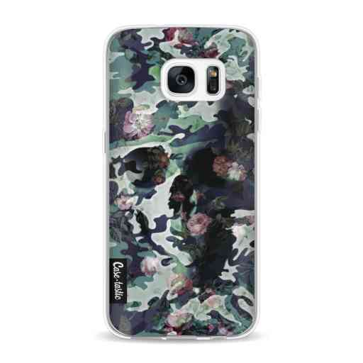 Casetastic Softcover Samsung Galaxy S7 - Army Skull