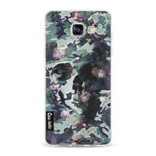 Casetastic Softcover Samsung Galaxy A5 (2016) - Army Skull