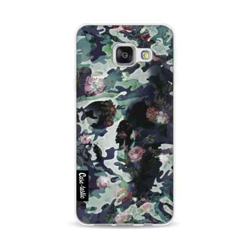 Casetastic Softcover Samsung Galaxy A3 (2016) - Army Skull