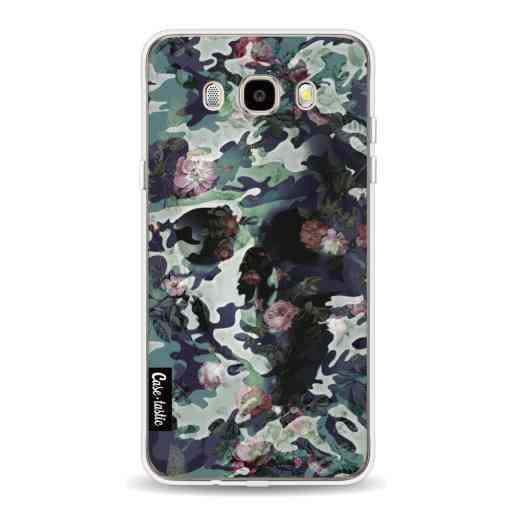 Casetastic Softcover Samsung Galaxy J5 (2016) - Army Skull