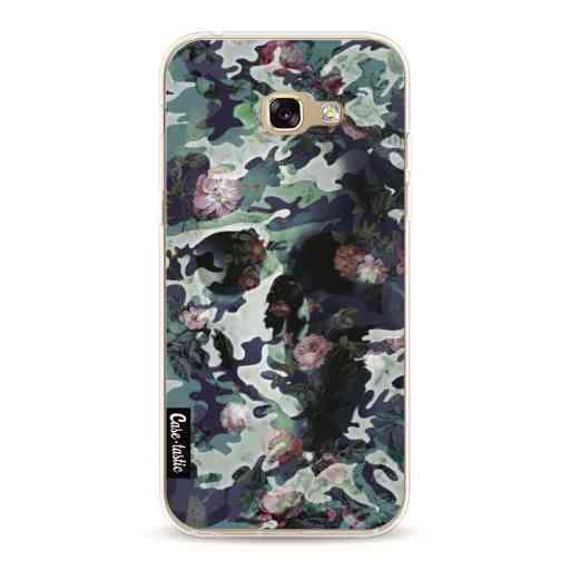 Casetastic Softcover Samsung Galaxy A5 (2017) - Army Skull