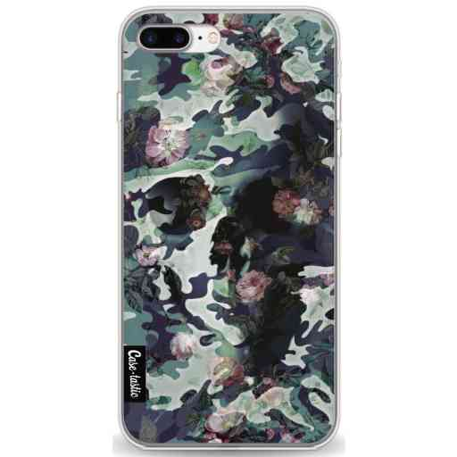 Casetastic Softcover Apple iPhone 7 Plus / 8 Plus - Army Skull