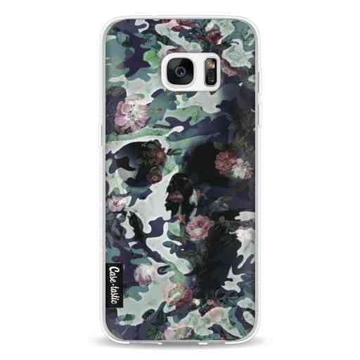 Casetastic Softcover Samsung Galaxy S7 Edge - Army Skull