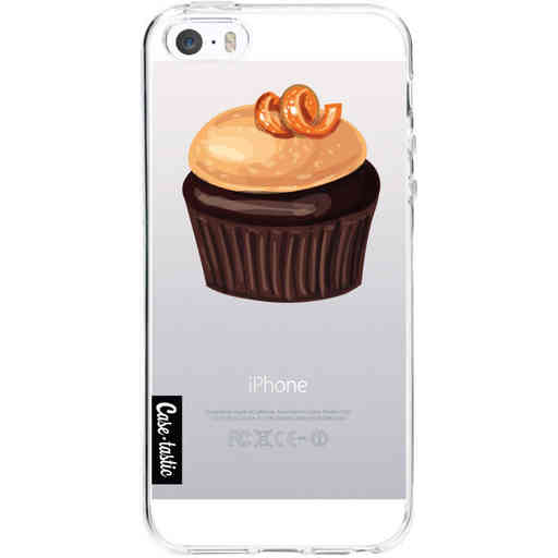 Casetastic Softcover Apple iPhone 5 / 5s / SE - The Big Cupcake