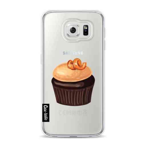 Casetastic Softcover Samsung Galaxy S6 - The Big Cupcake