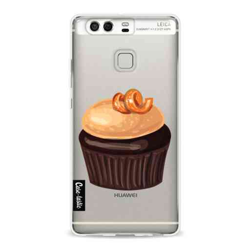 Casetastic Softcover Huawei P9  - The Big Cupcake