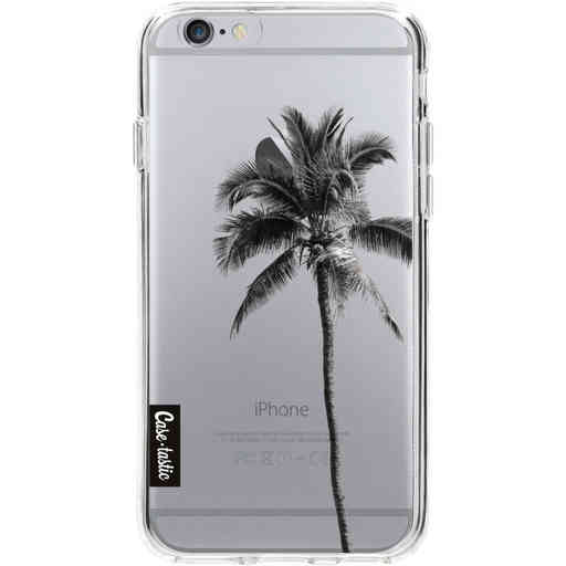 Casetastic Softcover Apple iPhone 6 / 6s  - Palm Tree Transparent