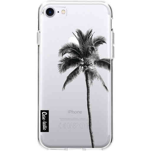 Casetastic Softcover Apple iPhone 7 / 8 / SE (2020) - Palm Tree Transparent