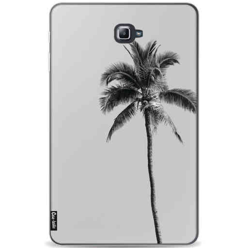 Casetastic Softcover Samsung Galaxy Tab A 10.1 (2016) - Palm Tree Transparent