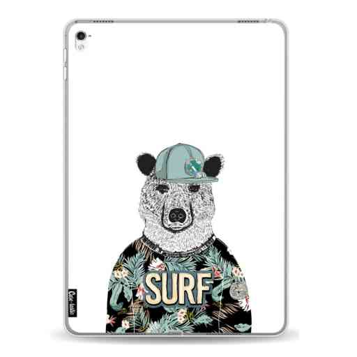 Casetastic Softcover Apple iPad Pro 9.7 - Surf Bear
