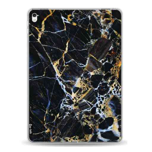 Casetastic Softcover Apple iPad Pro 9.7 - Black Gold Marble