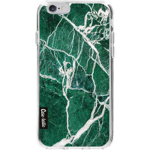 Casetastic Softcover Apple iPhone 6 / 6s  - Dark Green Marble