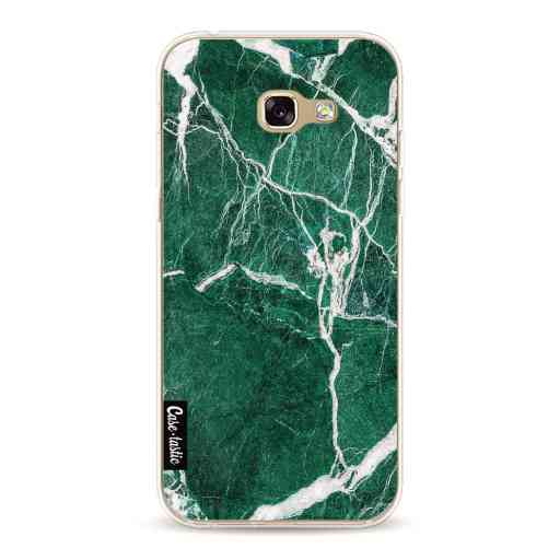 Casetastic Softcover Samsung Galaxy A5 (2017) - Dark Green Marble