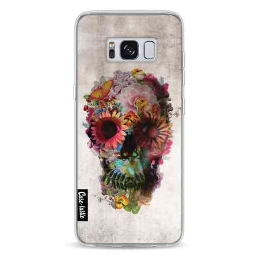 Casetastic Softcover Samsung Galaxy S8 - Skull 2