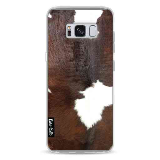 Casetastic Softcover Samsung Galaxy S8 - Roan Cow