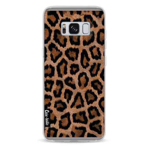 Casetastic Softcover Samsung Galaxy S8 - Leopard
