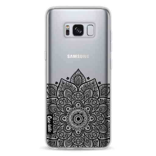 Casetastic Softcover Samsung Galaxy S8 - Floral Mandala