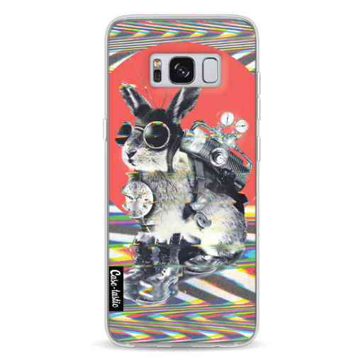 Casetastic Softcover Samsung Galaxy S8 - Time Traveller