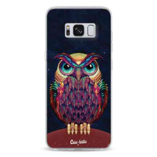 Casetastic Softcover Samsung Galaxy S8 - Owl 2