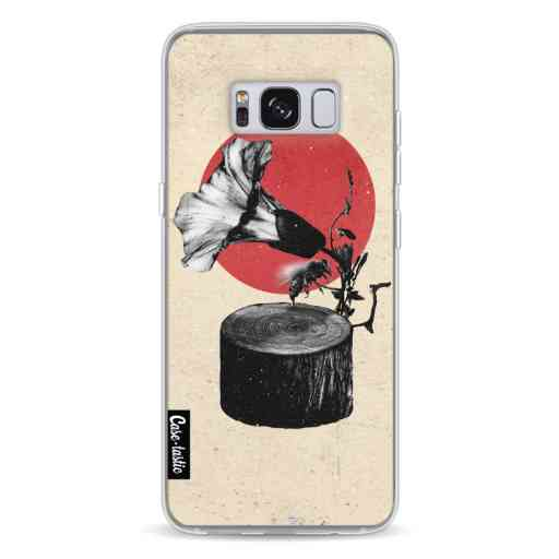 Casetastic Softcover Samsung Galaxy S8 - Gramophone