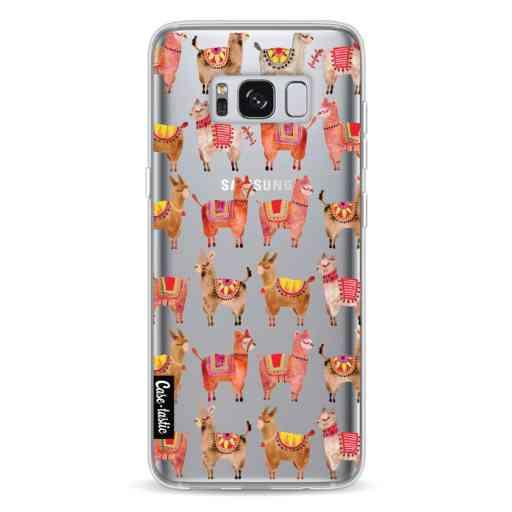 Casetastic Softcover Samsung Galaxy S8 - Alpacas