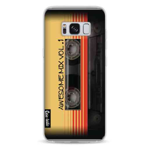 Casetastic Softcover Samsung Galaxy S8 - Awesome Mix