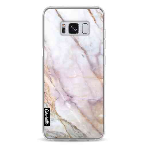 Casetastic Softcover Samsung Galaxy S8 - Pink Marble