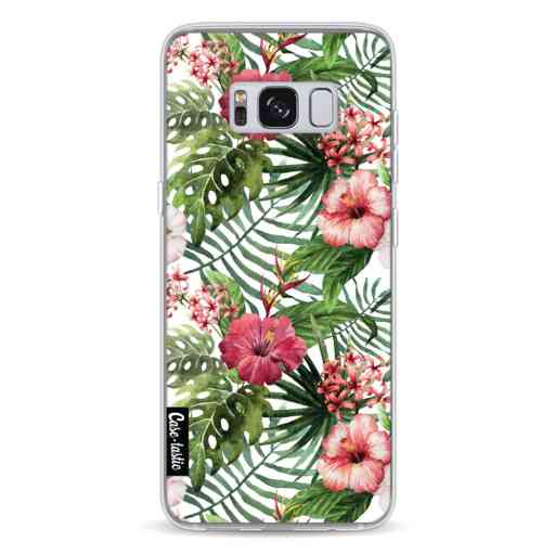 Casetastic Softcover Samsung Galaxy S8 - Tropical Flowers