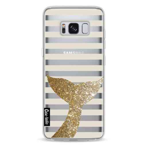 Casetastic Softcover Samsung Galaxy S8 - Glitter Sirene Tail
