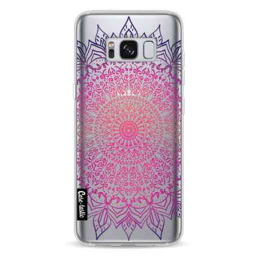 Casetastic Softcover Samsung Galaxy S8 - Happy Mandala
