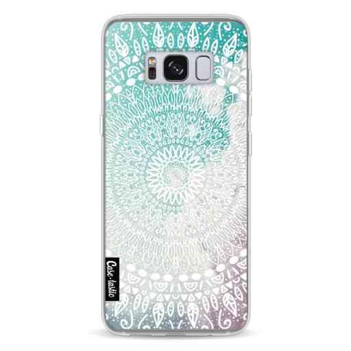 Casetastic Softcover Samsung Galaxy S8 - Rainbow Mandala
