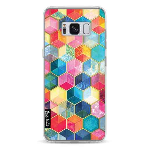 Casetastic Softcover Samsung Galaxy S8 - Bohemian Honeycomb