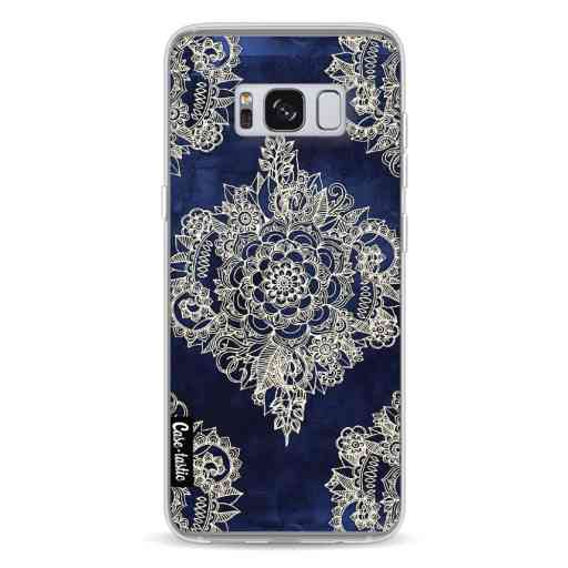 Casetastic Softcover Samsung Galaxy S8 - Deep Indigo Ink