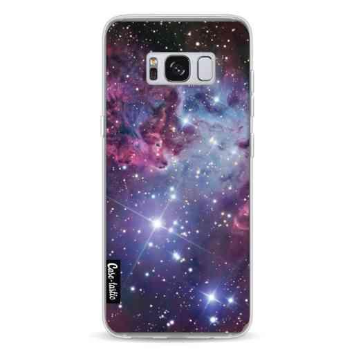 Casetastic Softcover Samsung Galaxy S8 - Nebula Galaxy