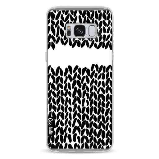 Casetastic Softcover Samsung Galaxy S8 - Missing Knit