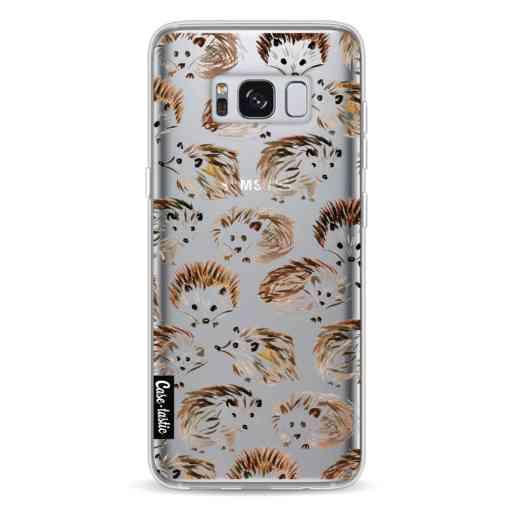 Casetastic Softcover Samsung Galaxy S8 - Hedgehogs